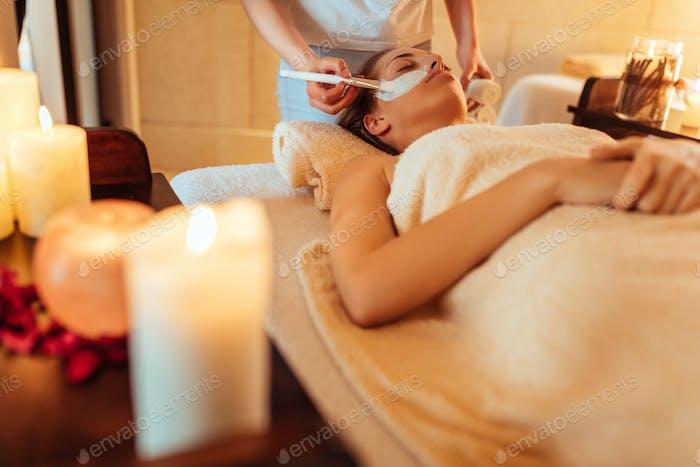 Your skin deserves a little bit of pampering
