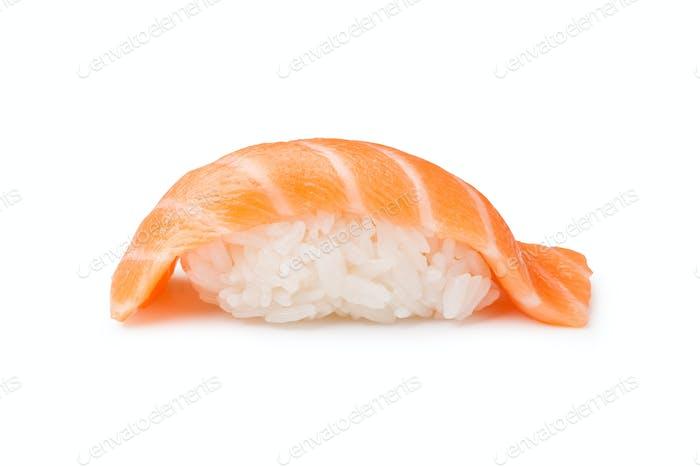 Sushi: Lachs-Sake