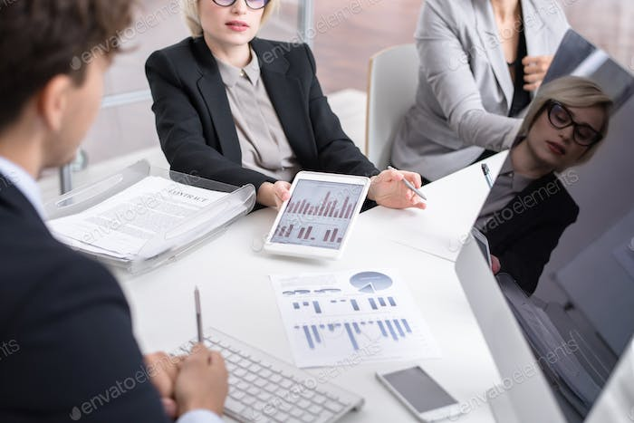 Meeting of Business Analysts