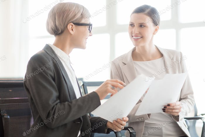 Female bankers