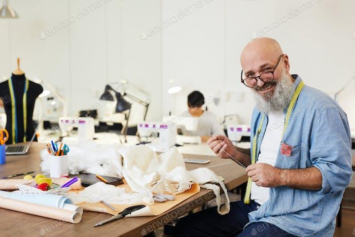 Successful tailor