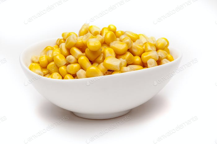Tasty Gold Corn
