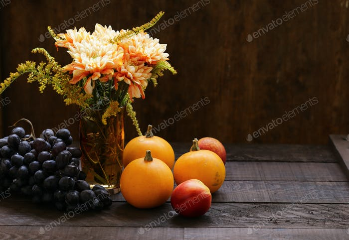 Still-life Fruit Organic Harvest