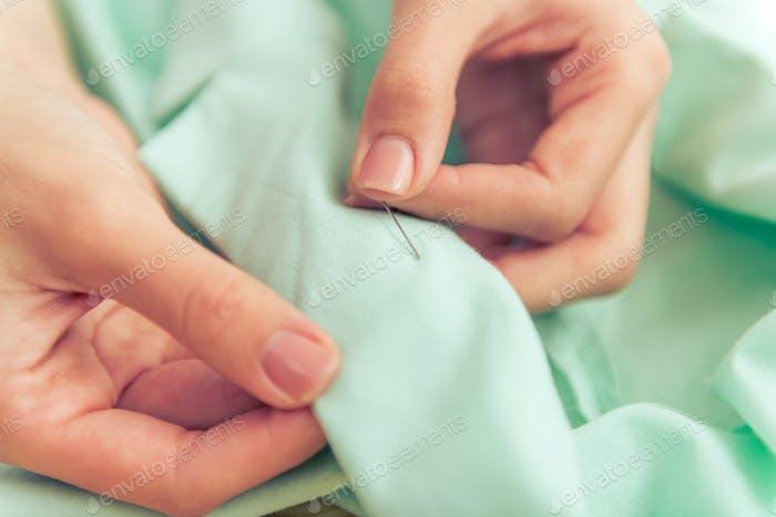 Дизайн и изготовление одежды