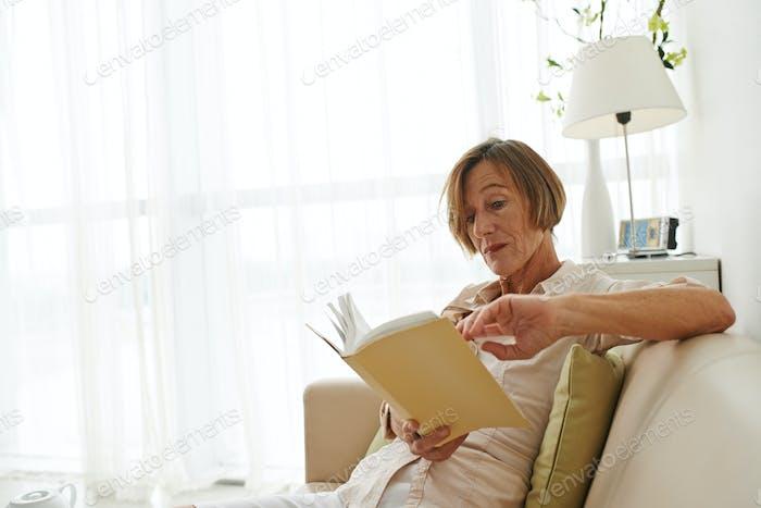 Enjoying novel