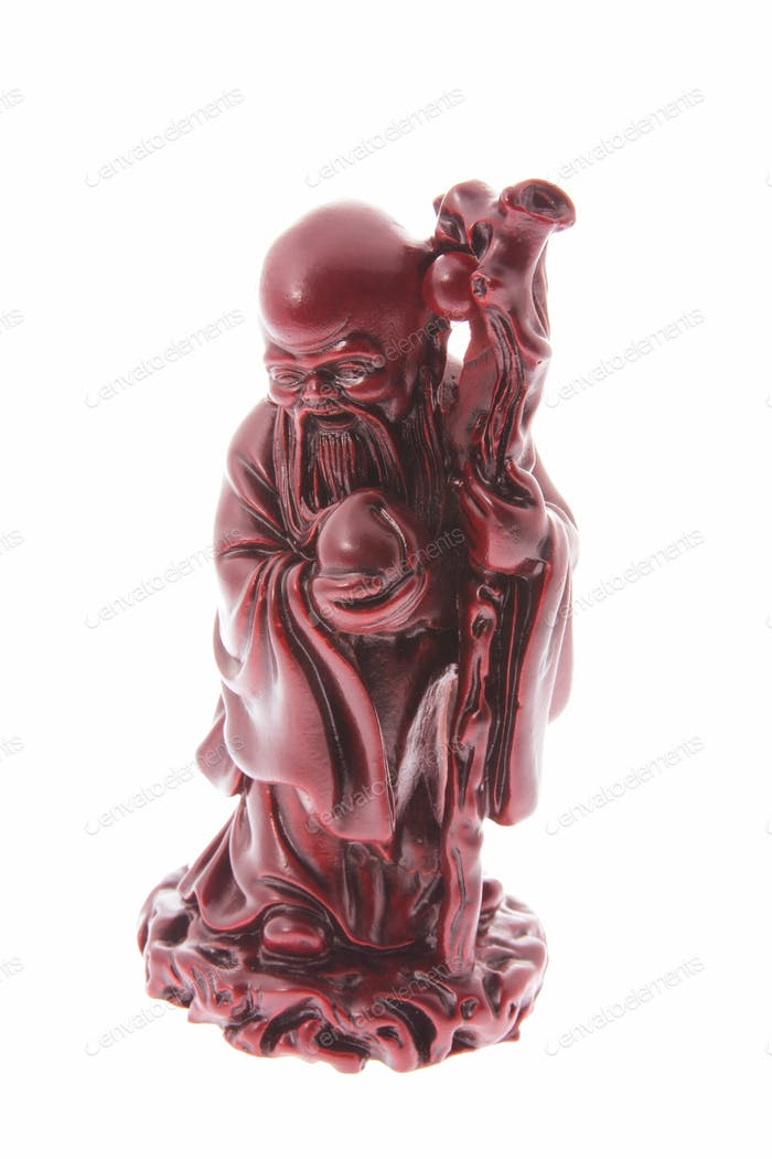 God of Longevity Ornament