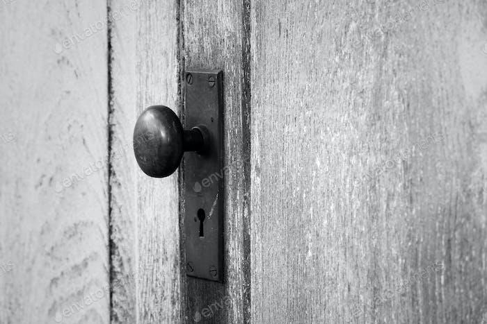 Vintage Doorknob
