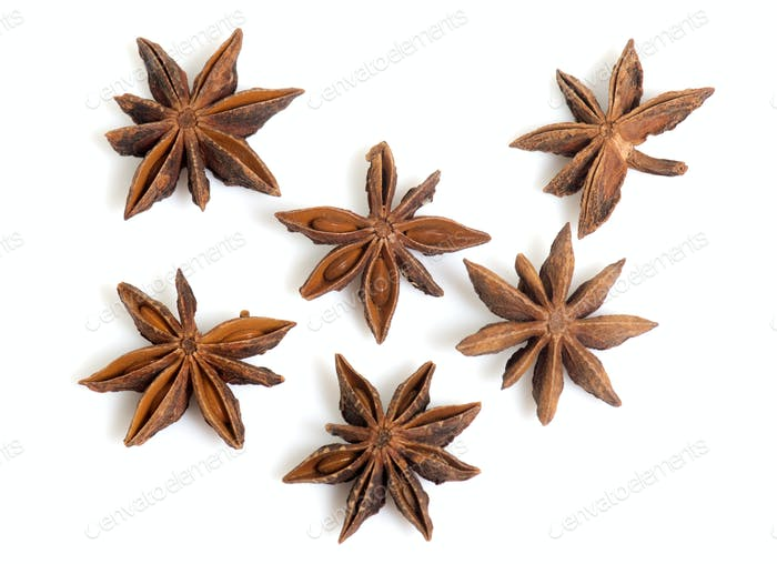 star anise in studio