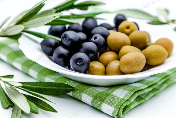 Thumbnail for Olives