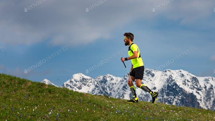 Nordic Walking und Trail Running