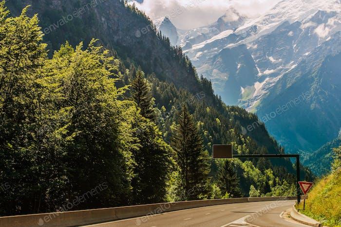 Besuch in Chamonix Frankreich