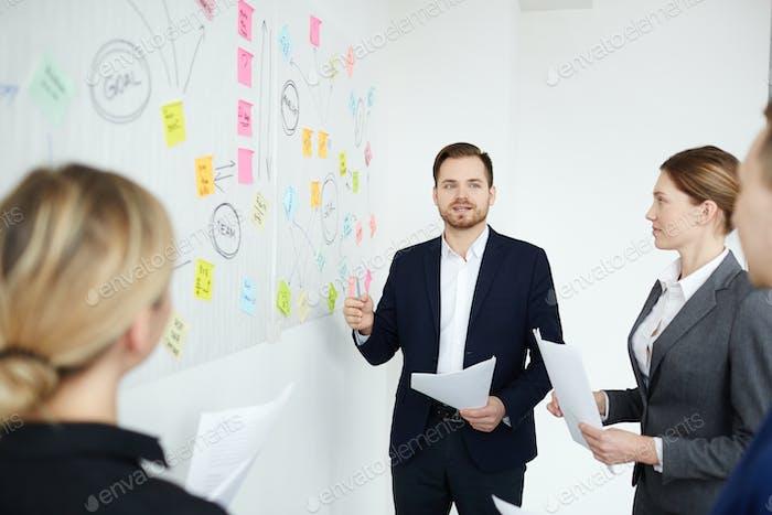 Start-up presentation
