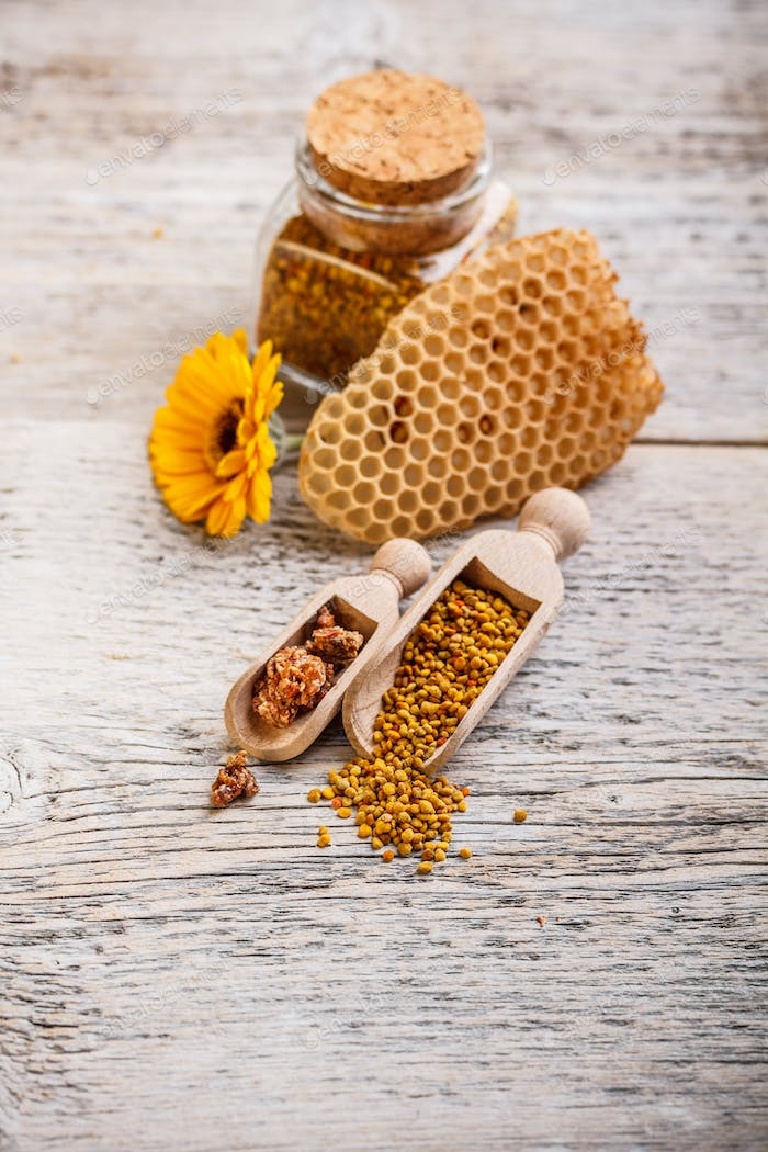 Apiary products