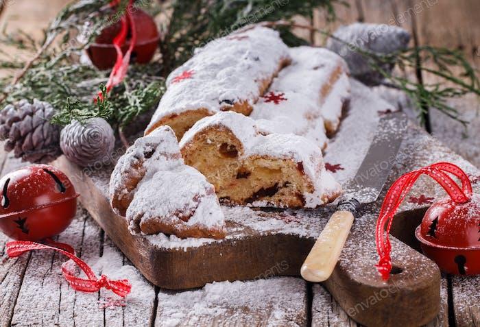 Dresdner Stollen Christmas Baking
