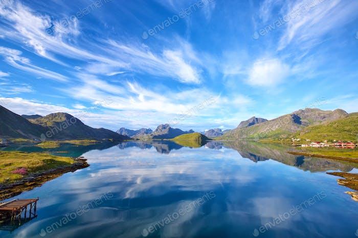 Lofoten Landschaft