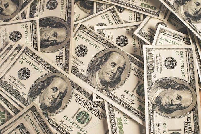 Dólar, fondo del dinero