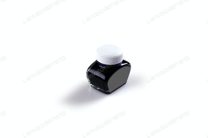 Ink container isolated
