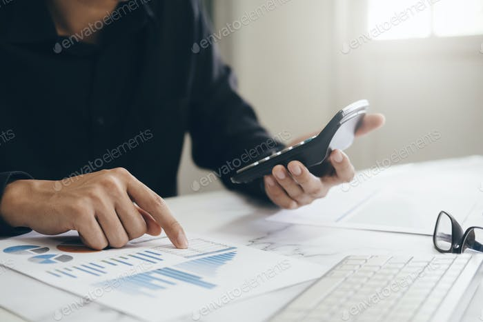 Finances Saving Economy concept