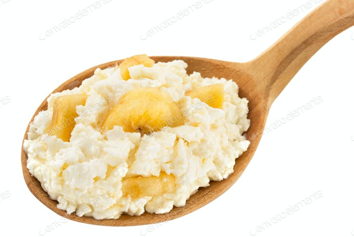 cottage cheese and cream