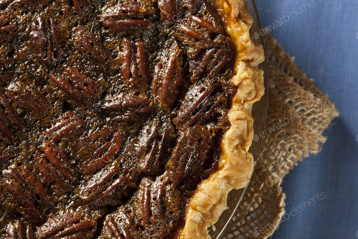 Thumbnail for Homemade Delicious Pecan Pie