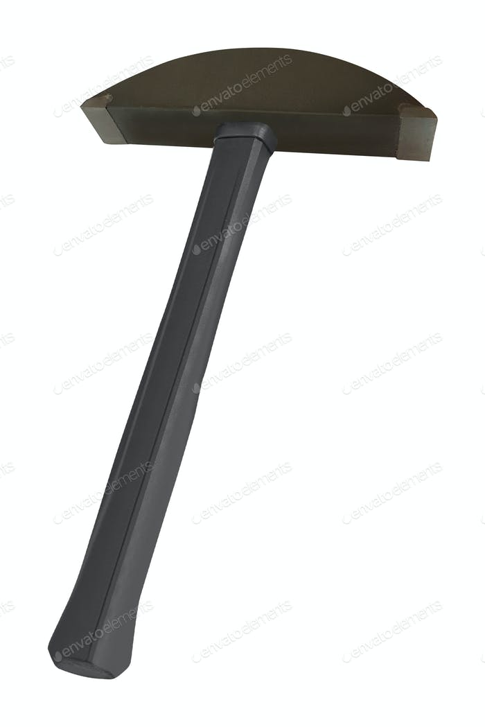 hammer isolated on white background