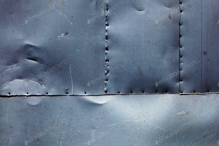 Metal surface texture