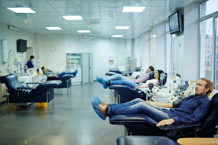 Zentrum für Bluttransfusionen