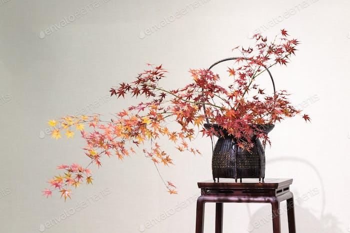 orientalisches Blumenarrangement