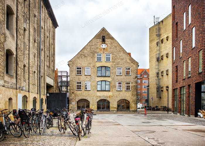 Strandgade, Copenhagen, Denmark
