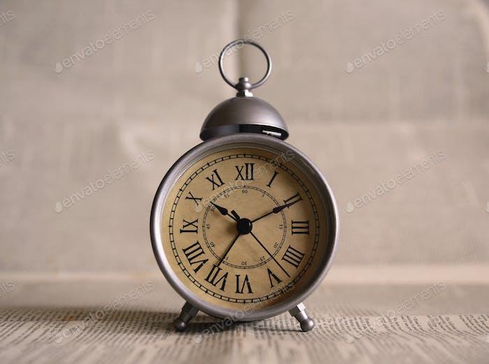 Diga la Tiempo con este reloj antiguo
