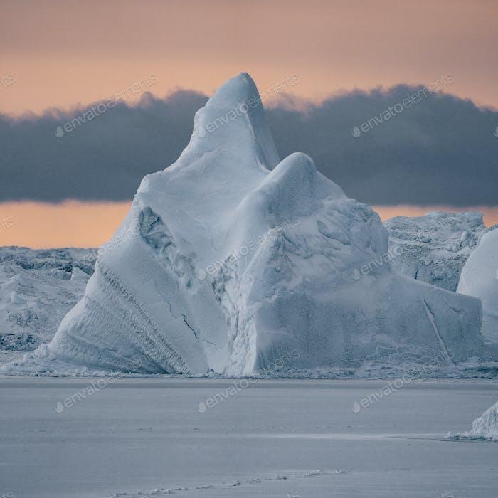 Iceberg at Ilulissat, Greenland