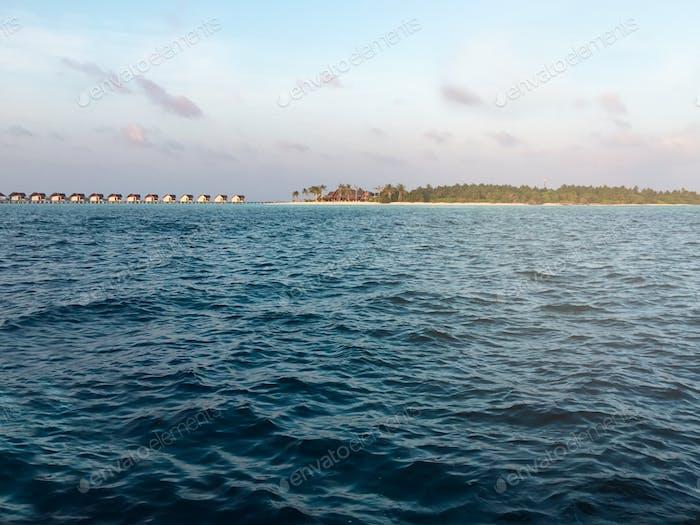 Malediven Insel Luxus-Resort