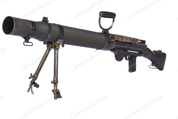 Old Machinegun