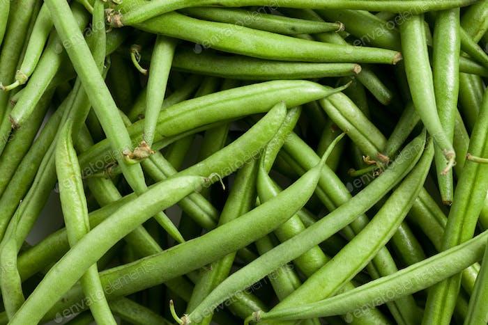 Bean Pods Hintergrund