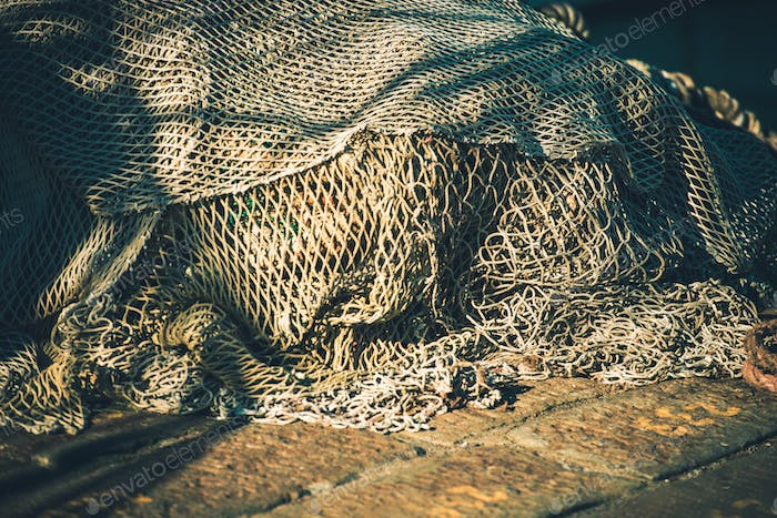 Fishing Village Nets