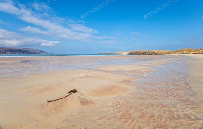 Balnakeil Beach in Sutherland