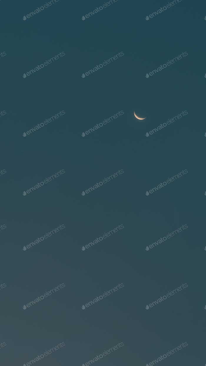 New Moon Background