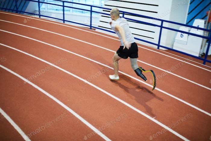 Marathon-Konkurrent