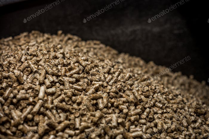 fuel for solid fuel boilers