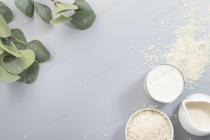 rice plant based milk