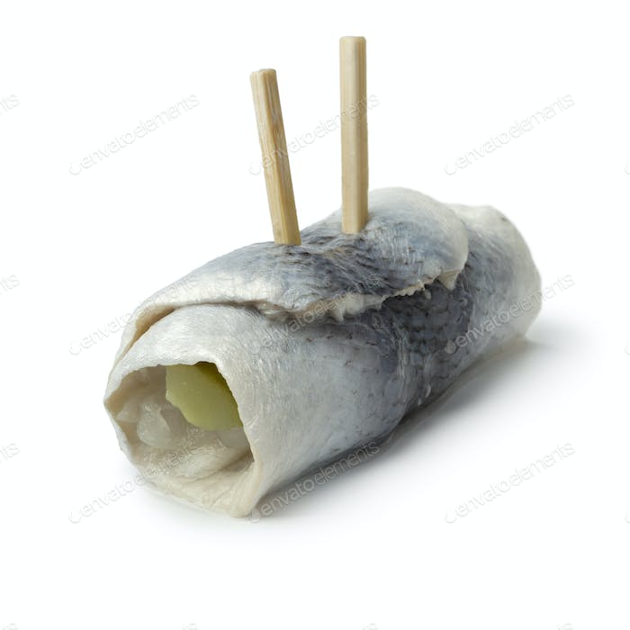 Traditional rollmops