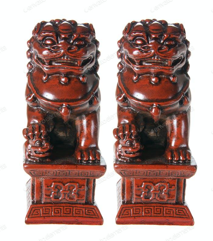 Fu Dog Figurines