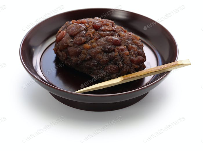 ohagi ( botamochi ), japanese confection