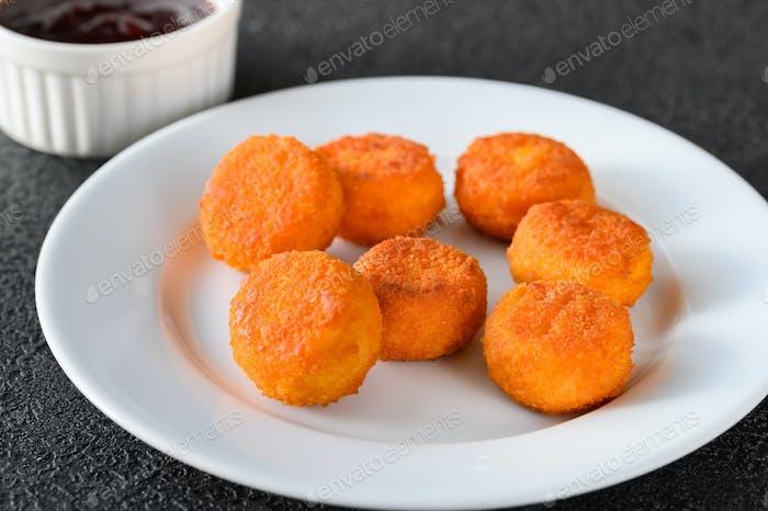 Camembert-Nuggets