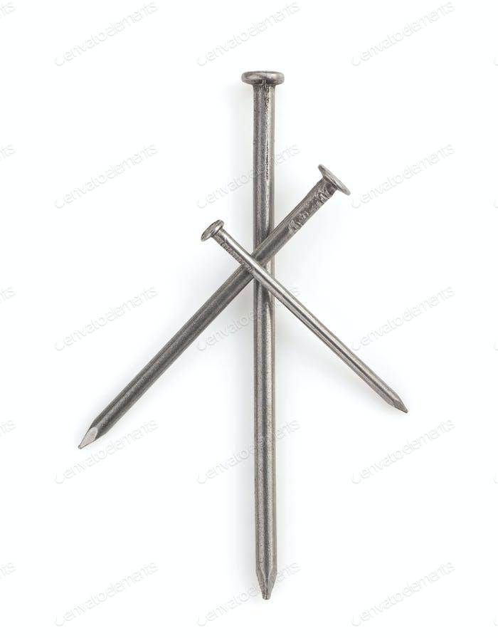 nail tool on white