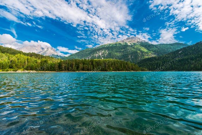 Lac Austrian Blindsee