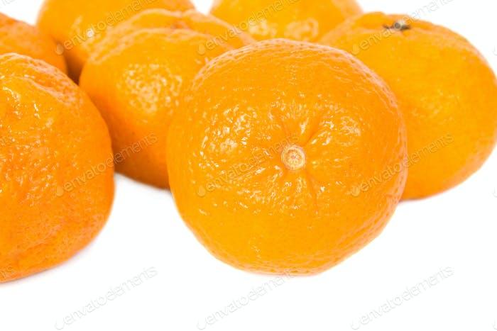 Tasty tangerines.