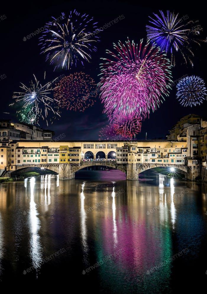 Florence Fireworks