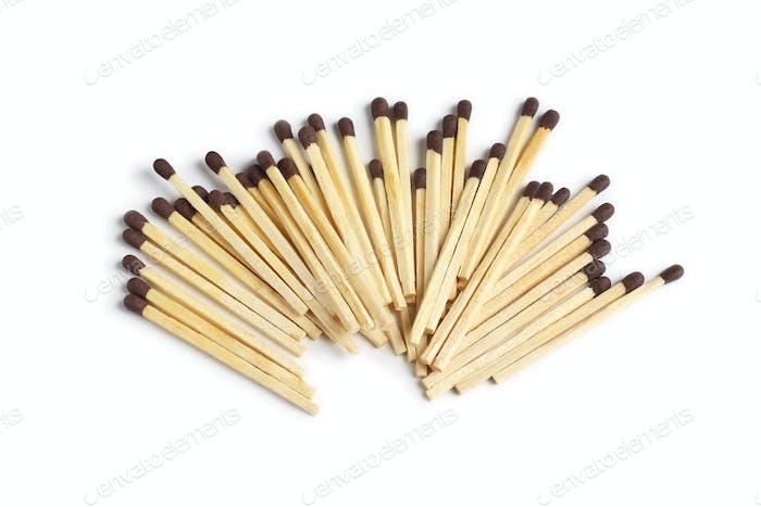 Safety Match Sticks
