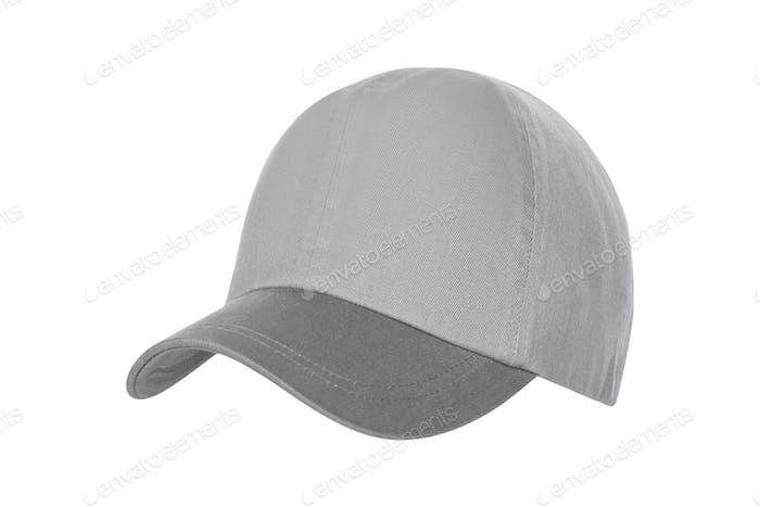 74624803 White Baseball Hat Isolated on White Background photo by ...